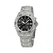 Festina - F16169/6 - Montre Homme - Quartz - Chronographe - Bracelet Acier Inoxydable Argent