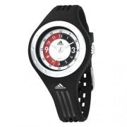 Adidas Kids - ADM2012 - Montre Enfant - Quartz Analogique - Bracelet Plastique Noir Bandes Noires
