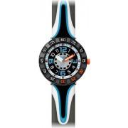 Flik Flak - FCS018 - Montre Garçons - Quartz - Analogique - Bracelet plastique multicolore