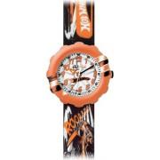 Flik Flak - FLS014 - Montre Garçons - Quartz - Analogique - Bracelet plastique Multicolore