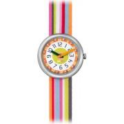 Flik Flak - FPN036 - Montre Enfant - Quartz - Analogique - Bracelet plastique multicolore