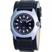 Kahuna - KUC-0019G - Montre Homme - Quartz - Analogique - Bracelet cuir Noir