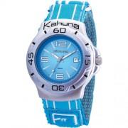 Kahuna - K1C-2005G - Montre Homme - Quartz - Analogique - Bracelet Textile Bleu