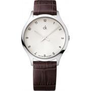 Calvin Klein Swiss Made Classic 34028 Montre-Bracelet pour Hommes Fabriqué en Suisse