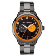 Ben Sherman - R716.00BS - Montre Homme - Quartz - Bracelet Acier inoxydable Noir