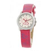 Cactus - CAC-19-L05 - Montre Fille - Quartz - Analogique - Bracelet plastique rose