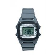 Quiksilver - M150DR-GRY - Montre Homme - Quartz Digital - Chronomètre - Rétro - éclairage d'Alarme - Calendrier - Bracelet