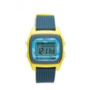 Roxy - W220DR-GRY - Montre Femme - Quartz Digital - Calendrier - Chronomètre - Alarme - Rétro-éclairage - Bracelet