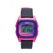 Roxy - W220DR-BKP - Montre Femme - Quartz Digital - Calendrier - Chronomètre - Alarme - Rétro-éclairage - Bracelet