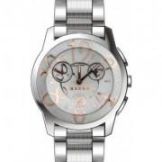 Montre Mango QM712.73.01 Femme avec bracelet et cadran couleur Argent