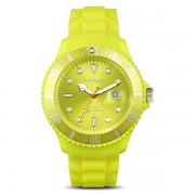 Montre Intimes Watch Jaune Silicone - IT-044