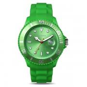Montre Intimes Watch Vert Silicone - IT-044