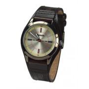 Bench - BC0028BR - Montre Homme - Quartz analogique - Bracelet en Cuir Noir