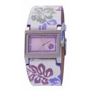 Kahuna - KLS-0029L - Montre Femme - Analogique - Bracelet Blanc