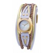 Kahuna - KLS-0118L - Montre Femme - Quartz - Analogique - Bracelet cuir Beige