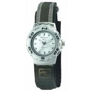Kahuna - K1M-3004L - Montre Femme - Analogique - Bracelet Tissu Noir