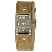 Boccia - 3147-09 - Montre Femme - Quartz - Analogique - Bracelet Cuir Vert